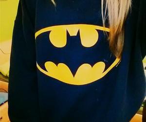 batman and girl image