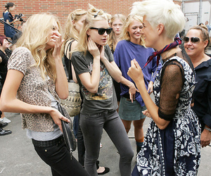 agyness deyn, Jessica Stam, and rph image