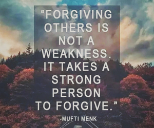 islam, forgive, and quotes image