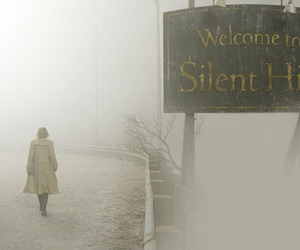 silent hill and movie image