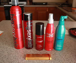 products and big sexy hair image