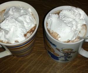 chocolate, homemade, and winter image