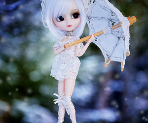 ballerina, doll, and pullip image