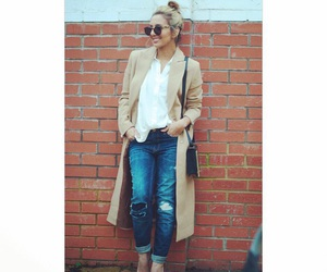 blonde, chictopia, and coat image