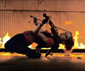 elements, fire, and violin image