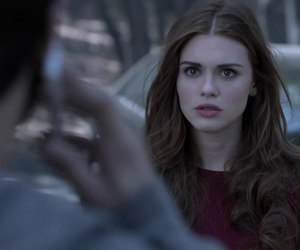 ginger, holland roden, and teen wolf image