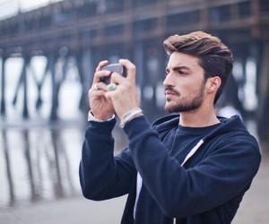 luxury, man, and model image