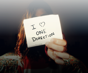 love and one direction image