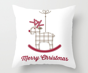 bed, home, and rudolph image