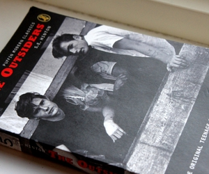 book and the outsiders image