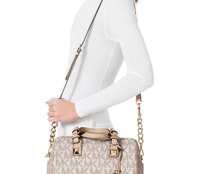 bag, michaelkors, and fashion image