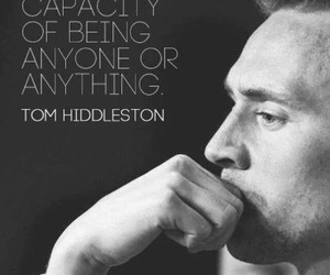 tom hiddleston, quote, and life image