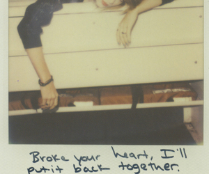 1989, polaroid, and how you get the girl image