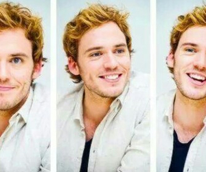 hunger games and sam claflin image
