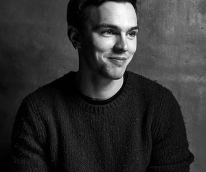 actor, nicholas hoult, and beast image