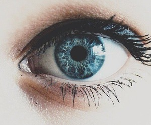 blue, eyes, and eye image