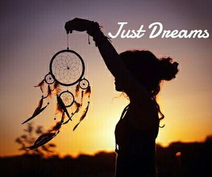 Dream, picture, and dreamcatch image