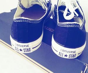 all star, chucks, and converse image