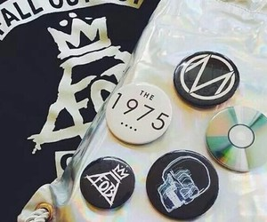 badges, black, and photography image