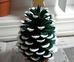 christmas, diy, and tree image
