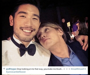 magnus bane and godfrey gao image