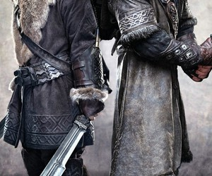 brothers, the hobbit, and fili image