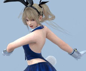 costume, 3d graphics, and dead or alive image