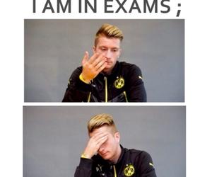 germany, exam, and borussia dortmund image