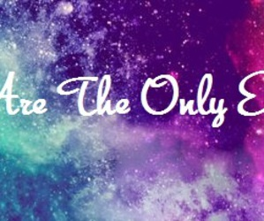are, only, and galaxy image