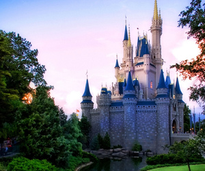 disney and park image