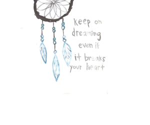 Dream, quotes, and girly image