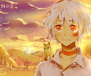 shion and no.6 image