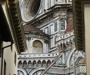 architecture, art, and firenze image