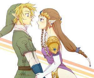 link, zelda, and the legend of zelda image