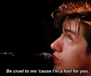 alex turner, arctic monkeys, and Lyrics image