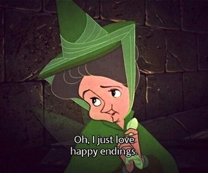 cinderela, fairy, and happy ending image