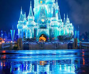 disney, castle, and article image