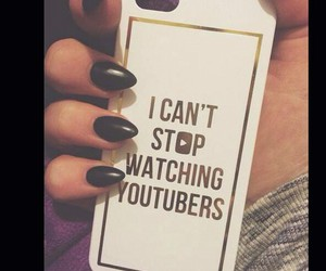 cool, iphone, and youtubers image