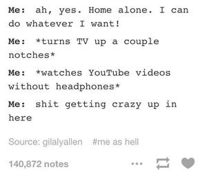 me, funny, and tumblr image