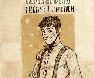 big hero 6, disney, and tadashi image