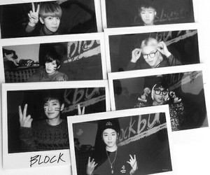 zico, jaehyo, and block b image