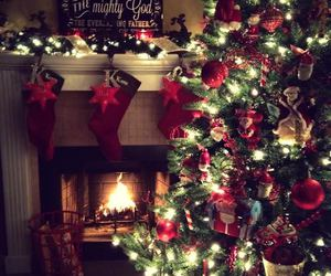 christmas, classy, and decoration image