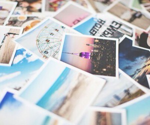 photos, polaroid, and travelling image