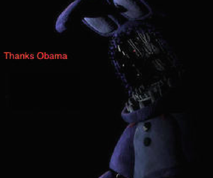 Bonnie, funny, and fnaf image