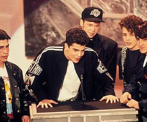donnie wahlberg, new kids on the block, and joey mcintyre image