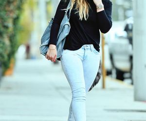 fashion, Hilary Duff, and style image