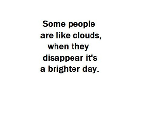 people, clouds, and quote image