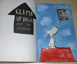 blue, charlie brown, and creativity image