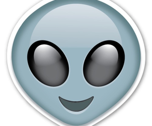 alien and emoji image