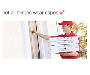 pizza, hero, and food image